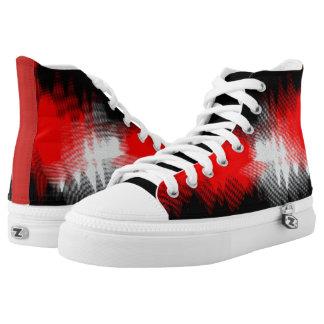 Crimson II High Tops