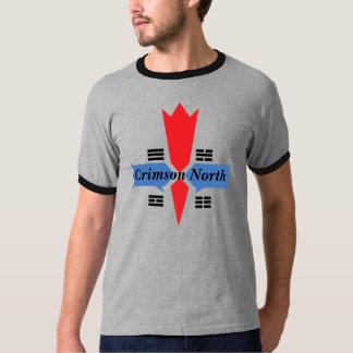 Crimson North Ring-Tee T-Shirt