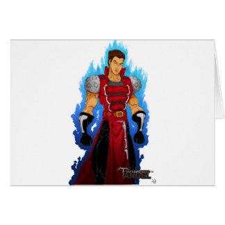 Crimson Royal Card