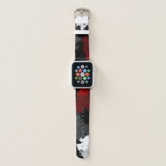 Crimson Sky Apple Watch Band