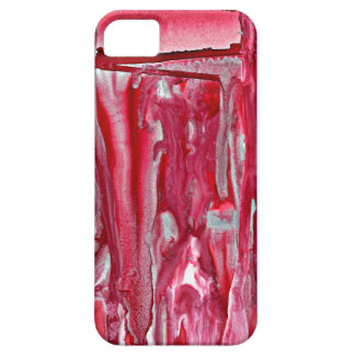 crimson winter landscape 121517 barely there iPhone 5 case
