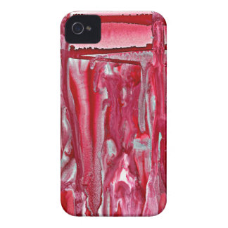 crimson winter landscape 121517 iPhone 4 case