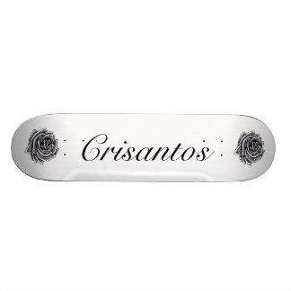 crisantos 20 cm skateboard deck