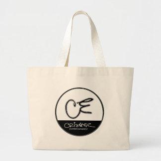 Crisher Entertainment | Music, Artist, Design, PR Tote Bag