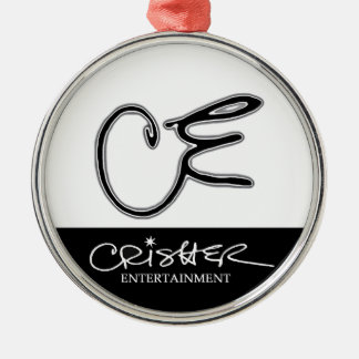 Crisher Entertainment | Music, Artist, Design, PR Silver-Colored Round Decoration