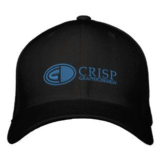 Crisp Graphic Design Emroidered Logo Hat Embroidered Hat