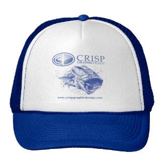 Crisp Graphic Design - Fishing Hat1 Cap