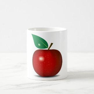 Crisp Red Apple Mug