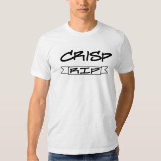 Crisp - RIP - How to Make it In America Tee Shirt