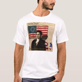 Crispus Attucks American Black War Hero 1770 T-Shirt