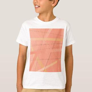 Criss Cross Background T-Shirt