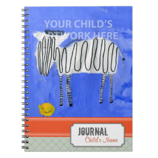 Criss Cross Journal Note Book