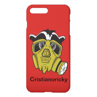 Cristianoricky Logo Iphone 7+ Case