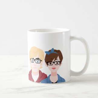 CRITICAL COUPLE COFFEE MUG