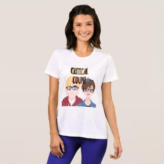 CRITICAL COUPLE T-Shirt