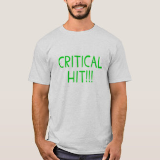 Critical Hit T-Shirt
