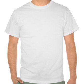 Critical Hits Kill People (White) Tee Shirts