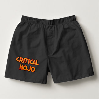 CRITICAL HOJO BOXERS