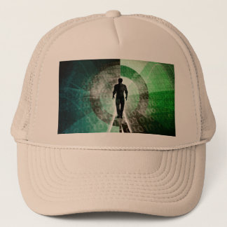 Critical Technology Skills and Important Industry Trucker Hat