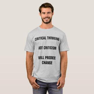 Critical Thinking T-Shirt