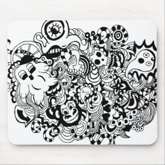 Critter Chaos Mouse Pad