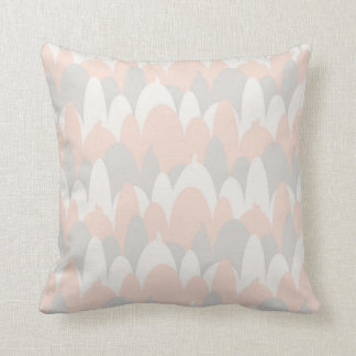 Critters in the Hills in Pastels Cushion