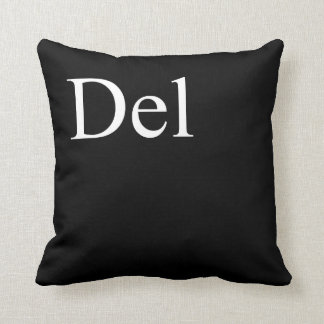 crl alt delete cushion