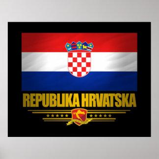"""""""Croat Pride"""" Posters & Prints"""