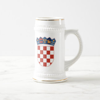 Croatia Coat of Arms Mug