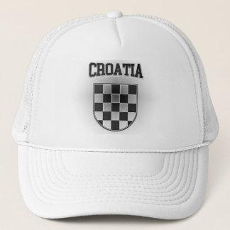 Croatia Coat of Arms Trucker Hat