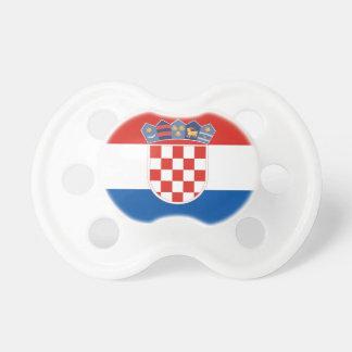 Croatia country flag symbol long dummy
