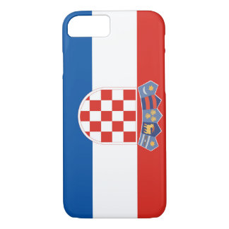Croatia country flag symbol long iPhone 8/7 case