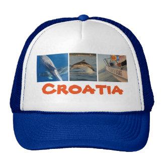 Croatia Dolphins Cap