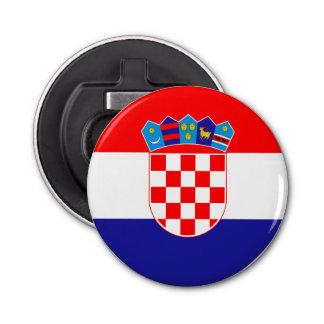 Croatia Flag Bottle Opener