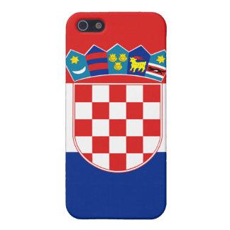 Croatia Flag iPhone Case For The iPhone 5
