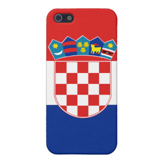 Croatia Flag iPhone Cover For iPhone 5