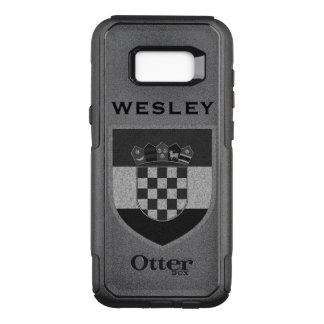 Croatia Flag Personalized OtterBox Commuter Samsung Galaxy S8+ Case