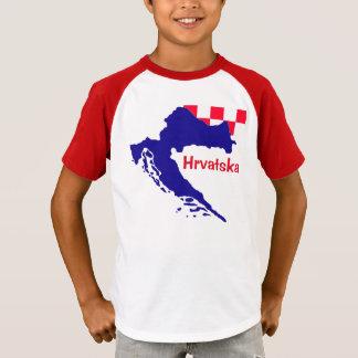 Croatia folder T-Shirt