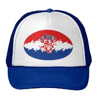 Croatia Gnarly Flag Hat