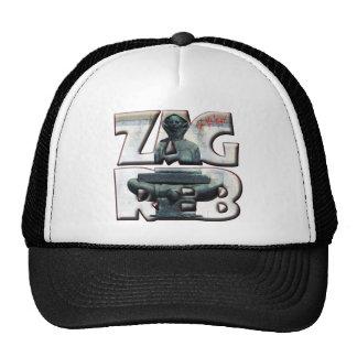Croatia Hrvatska Zagreb 18A Popular Accessory Trucker Hat