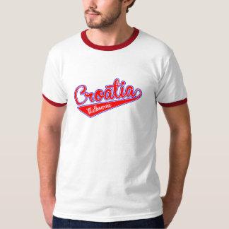 Croatia Melbourne T-shirt