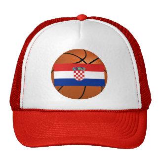 Croatia National Basketball Team Cap