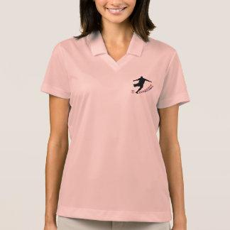 Croatia Soccer Polo T-shirt