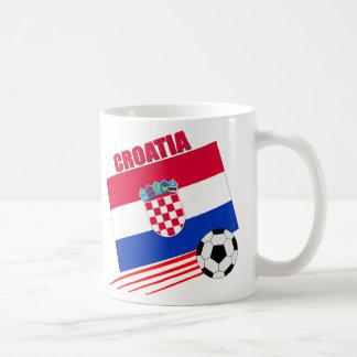 Croatia Soccer Team Coffee Mug