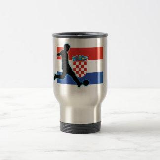 Croatia Striker Travel Mug