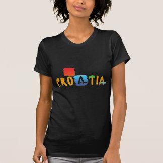 Croatia tourism shirt