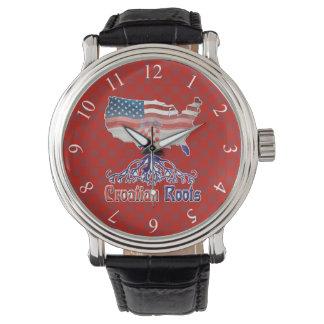 Croatian American Roots Watch