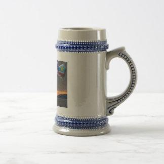 Croatian Beer Stein