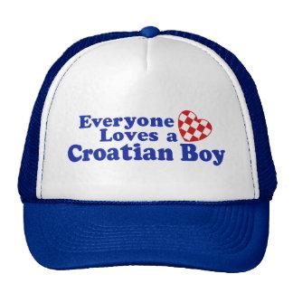 Croatian Boy Cap