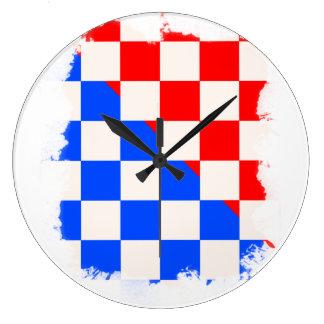 Croatian Clock